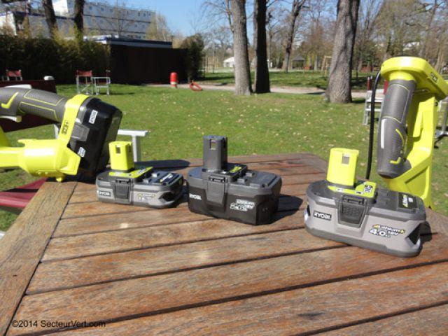 RYOBI ® : Découvrez la gamme One+ 18 V avec des outils de jardin à ...