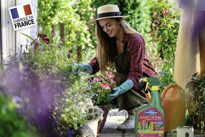 EVERGREEN GARDEN CARE FRANCE : Découvrez 5 produits jardin Fertiligène pour planter, amender, entretenir et éliminer insectes et maladies en automne