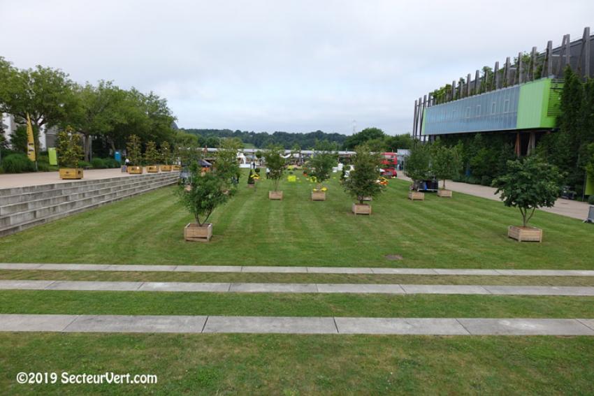 BHR-BUREAU HORTICOLE REGIONAL : Principalement réservé aux professionnels du secteur vert, le 34ème Salon du Végétal se tiendra les 10, 11 et 12 septembre 2019 au Parc des Expositions de la Beaujoire, à Nantes