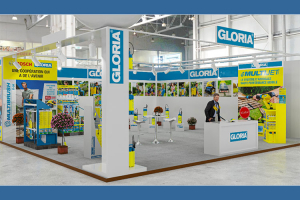 GLORIA : STAND VIRTUEL COLLECTION JARDIN 2020
