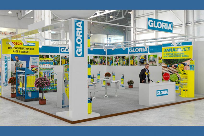 GLORIA GmbH : Coronavirus COVID-19… Innovation 2.0 face à la crise sanitaire, la Collection de produits jardin « 2020 » mise en ligne et présentée via un stand virtuel !