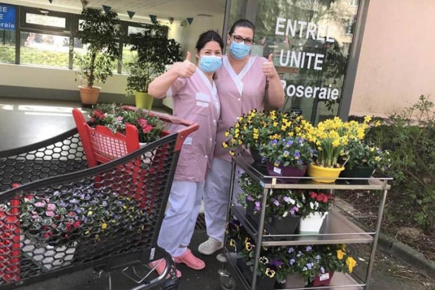 TRUFFAUT : Face au Coronavirus COVID-19, l'enseigne jardin a développé et adapté ses services pour satisfaire au mieux les jardiniers amateurs dans leurs envies de végétal