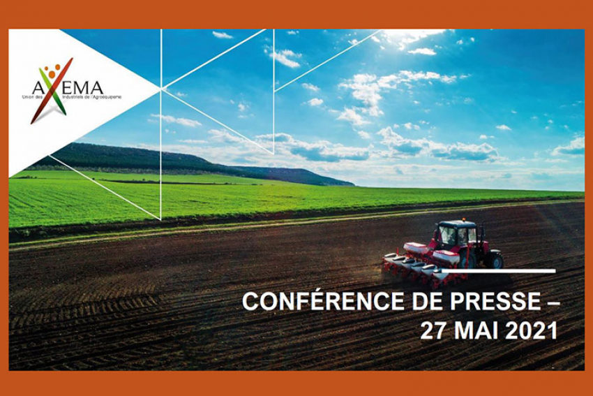 AXEMA : Rapport économique 2021 - Malgré une activité soutenue, l'envolée du prix des matières premières et l'indisponibilité de certains composants inquiètent les industriels de l'agroéquipement