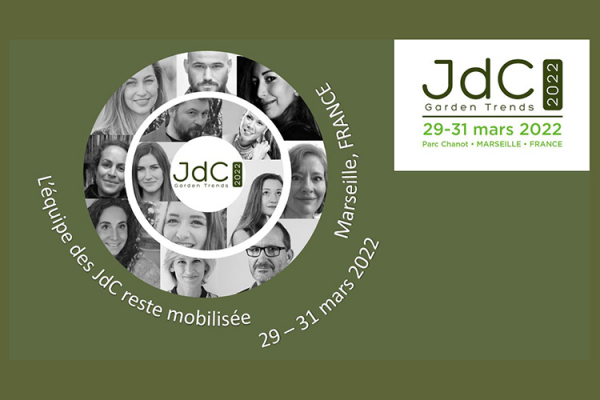 EDITO : COVID-19… Infopro Digital annule l'édition 2021 des JdC Garden Trends
