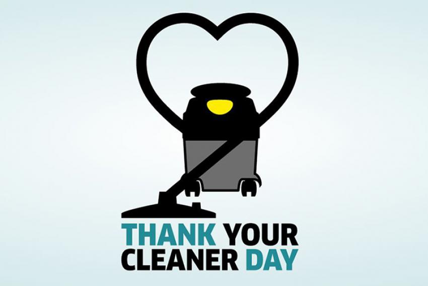 KARCHER FRANCE : 1ère édition du Thank You Cleaner Day… Tous les collaborateurs de Kärcher France se mobilisent le 21 octobre 2020 pour remercier leur personnel nettoyant !