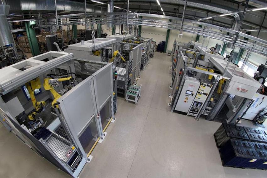 GROUPE STIHL : La fonderie de magnésium STIHL basée en Rhénanie-Palatinat à Weinsheim s'agrandit et crée de nouveaux emplois