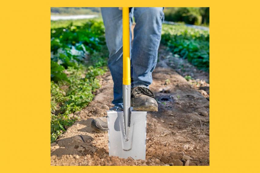 LEBORGNE : Louchet Senlis & Nord Duopro®, de nouveaux outils de jardin « Made in France » pour faciliter le travail des sols lourds collants et argileux