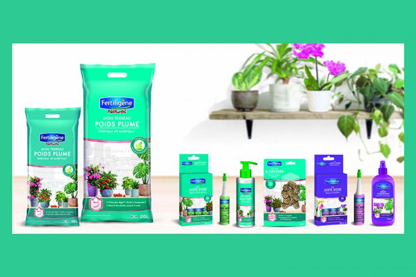 EVERGREEN GARDEN CARE FRANCE : Découvrez la nouvelle gamme Facil'et Pratic', sous les marques Fertiligène et Fertiligène Naturen, pour un jardinage facile et malin…