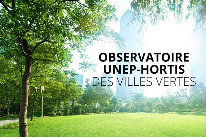 UNEP / HORTIS : 9ème Enquête de l'Observatoire des villes vertes sur l'artificialisation des sols dans le cadre du projet de loi Climat et Résilience