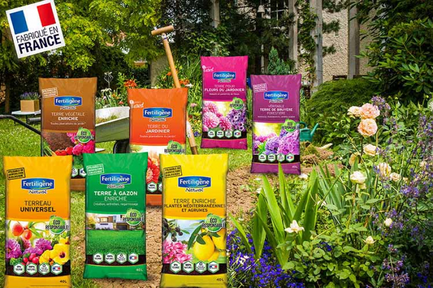 EVERGREEN GARDEN CARE : Nouveautés 2021 Fertiligène… Terreaux, Engrais, Produits pour le gazon, Désherbants, Protection des plantes Anti-nuisibles pour un jardinage 100% naturel et écoresponsable