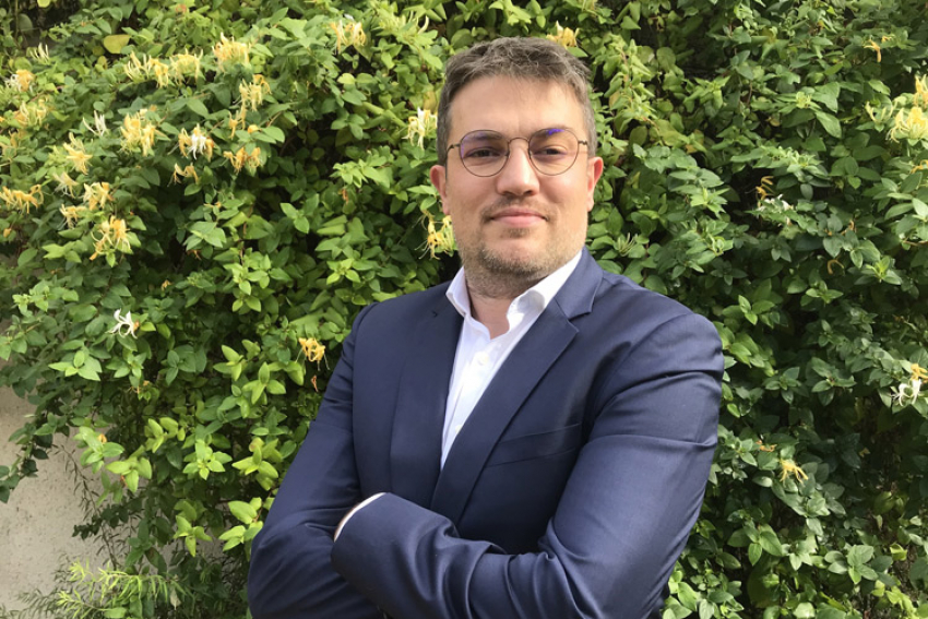UPJ : Lionel ORCEL, élu le 18 septembre 2019 Président de l'Union des entreprises pour la Protection des Jardins et des espaces publics, a fait le choix d'une nouvelle gouvernance