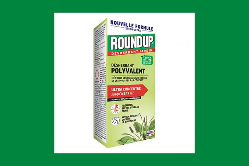 EVERGREEN GARDEN CARE : RoundUp présente en 2021 deux nouvelles formules exclusives de désherbants polyvalents, concentrée et prête à l'emploi