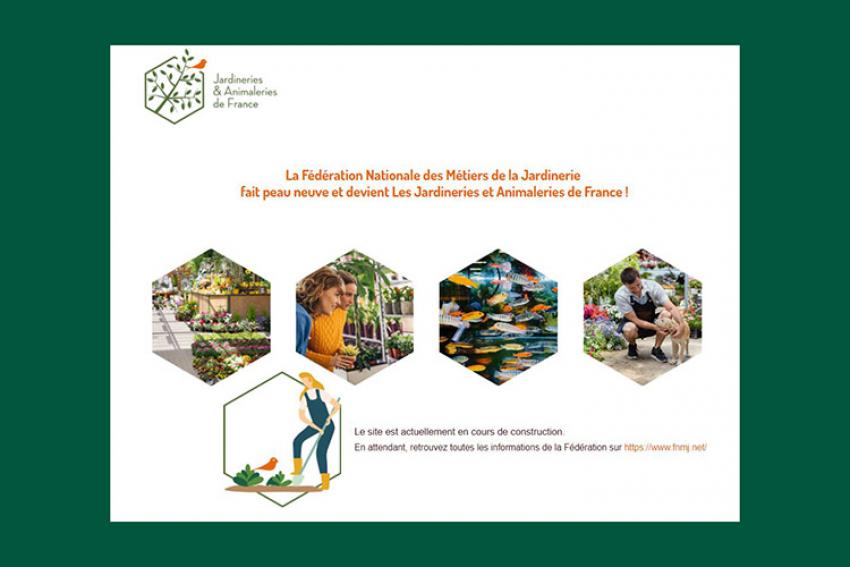 La FNMJ devient Les Jardineries et Animaleries de France : une nouvelle identité dévoilée lors de son Assemblée Générale du 18 septembre 2020