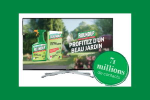 EVERGREEN GARDEN CARE France SAS : Printemps 2021- deux puissantes campagnes TV
