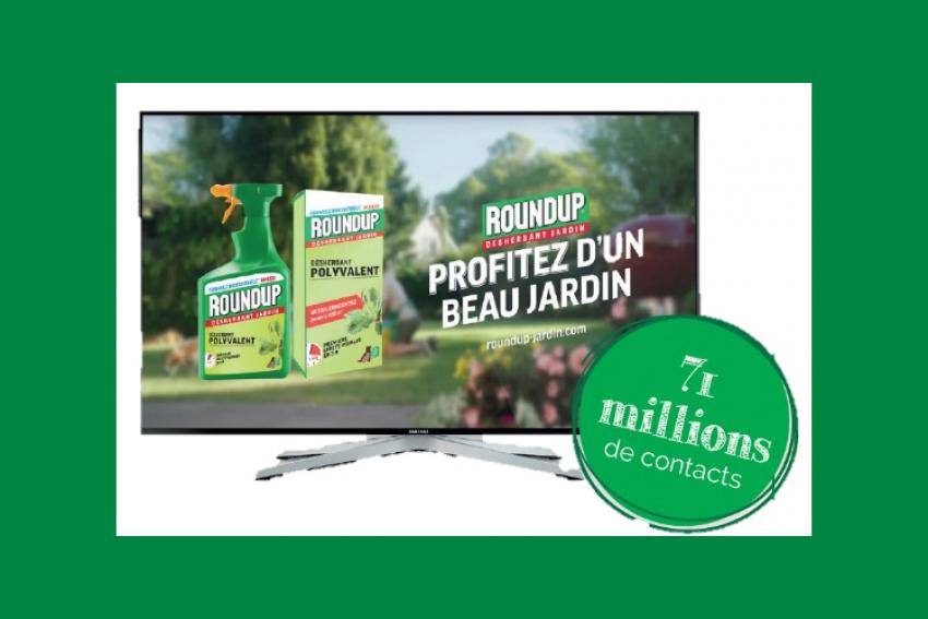 EVERGREEN GARDEN CARE France SAS : Printemps 2021- deux puissantes campagnes TV autour des marques Fertiligène et Roundup®
