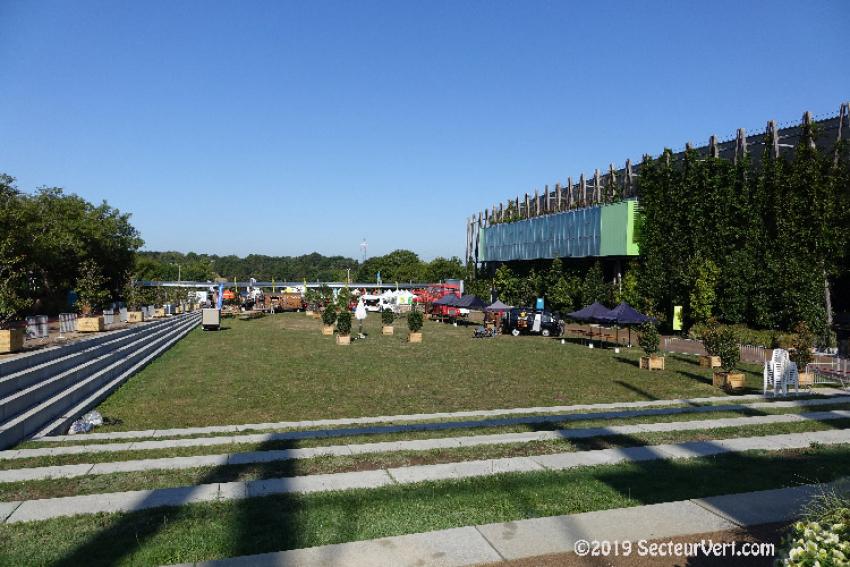 Signature d'une convention entre le Bureau Horticole Régional et la Ville d'Angers le 16 décembre 2019 : Le Salon du Végétal revient à Angers l'an prochain pour se tenir les 8, 9 et 10 septembre 2020