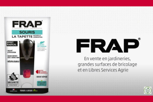 LIPHATECH : Frap® une nouvelle gamme d'anti-rongeurs « Made in France »