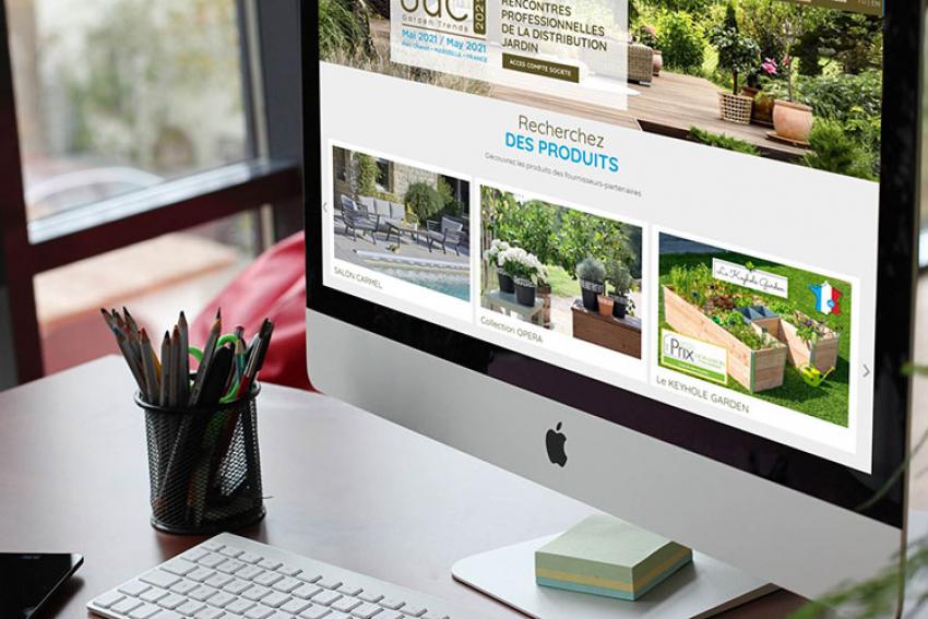 JDC GARDEN TRENDS 2021 : La nouvelle plateforme produits des Journées des Collections Jardin est désormais en ligne