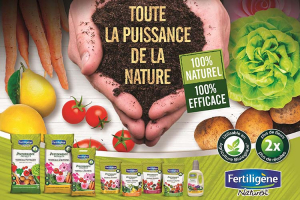 Fertiligène Naturen Performance Organics