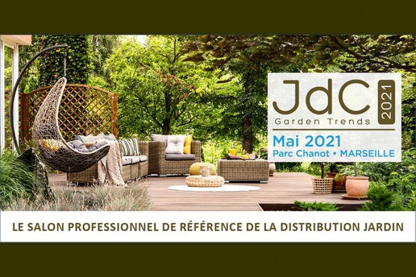 Tribune Libre accordée à INFOPRO DIGITAL : « COVID-19… Les JdC Garden Trends sont reportés en mai 2021 au Parc Chanot à Marseille »