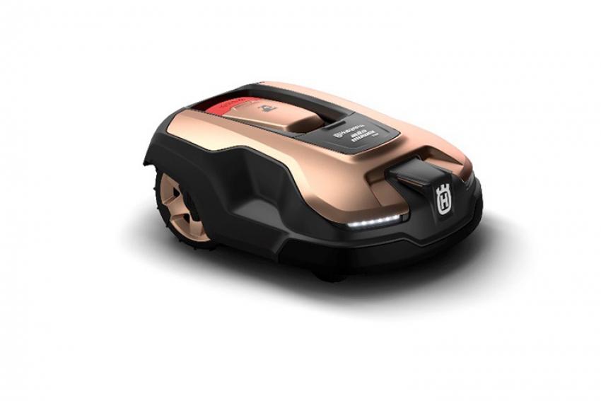 HUSQVARNA : Automower® 315X, un robot de tonte en édition limitée, pour célébrer 25 années d'innovations technologiques