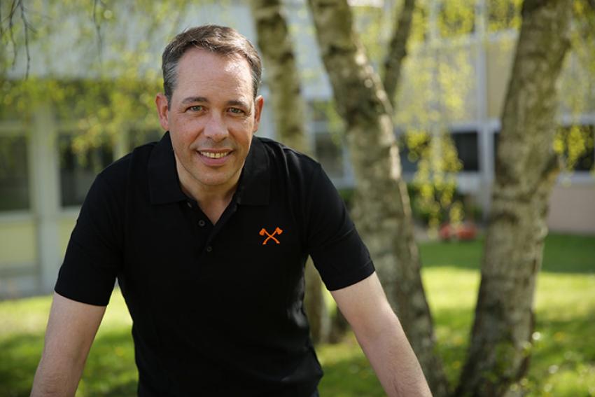 STIHL FRANCE : Aurélien JOUIN a été nommé Directeur Marketing et Ventes de la filiale de distribution française