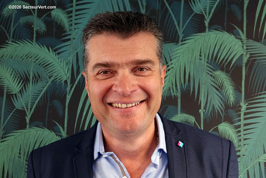 UNEP : Laurent BIZOT -élu le 4 décembre 2019 Président de l'Union Nationale des Entreprises du Paysage, dans le cadre du Salon Paysalia- succède à Catherine Muller et ce, pour une durée de trois ans