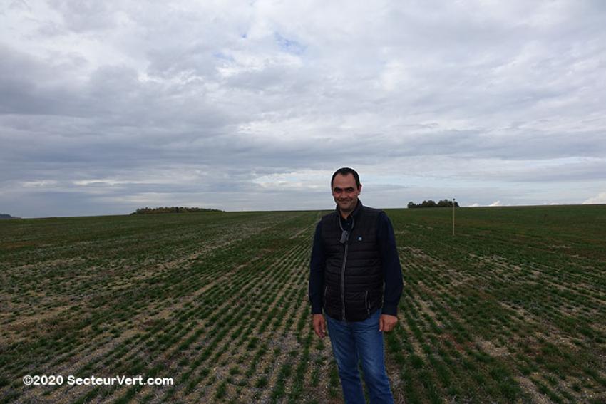BARENBRUG : Comment sont produites les semences à gazon ? Une culture en étroite collaboration avec des agriculteurs-multiplicateurs (1/5)