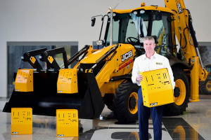 JCB-J.C. BAMFORD EXCAVATORS Ltd : TIM BURNHOPE INNOVATION AND GROWTH OFFICER