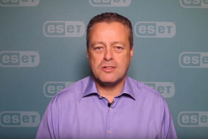Tony ANSCOMBE, Chief Security Evangelist, ESET France