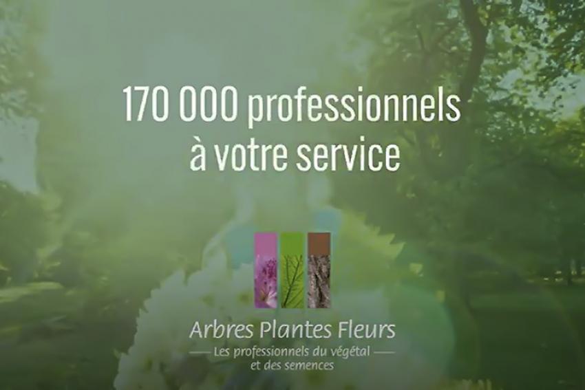 VAL'HOR-GNIS : « LE VÉGÉTAL C'EST LA VIE », une campagne TV inédite des professionnels du végétal et des semences pour relancer la consommation, du 18 mai au 7 juin 2020