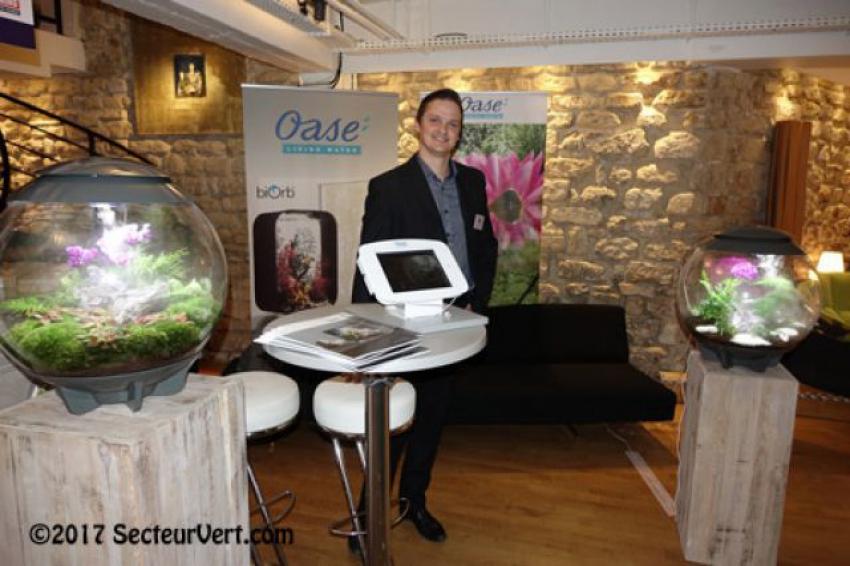 Oase living water d couvrez le biorb air 60 un jardin tropical miniature d int rieur en kit - Jardin miniature d interieur ...