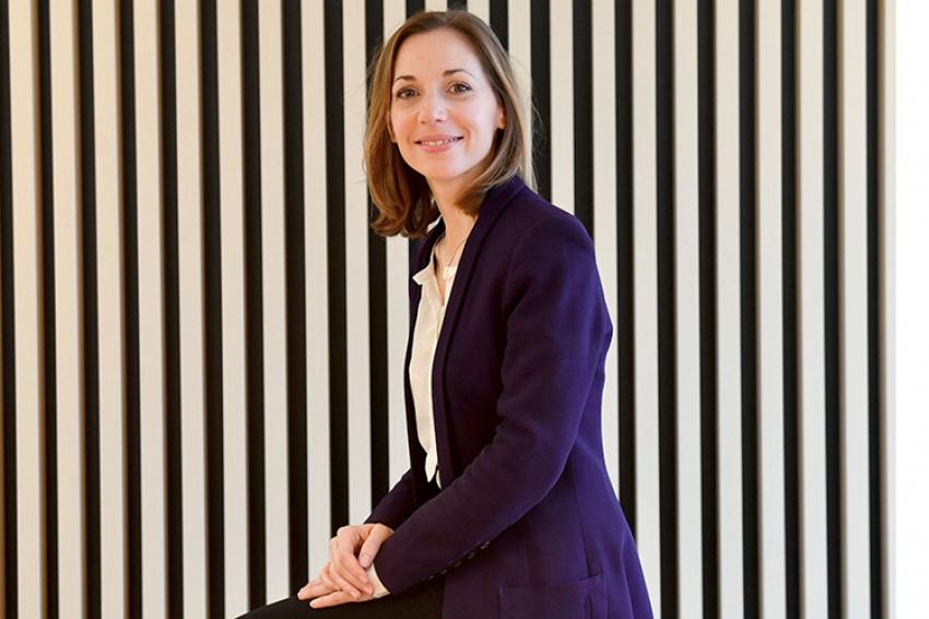 KÄRCHER FRANCE : Noémie GRESANLEUX, nouvelle Directrice des Ressources Humaines de la filiale France