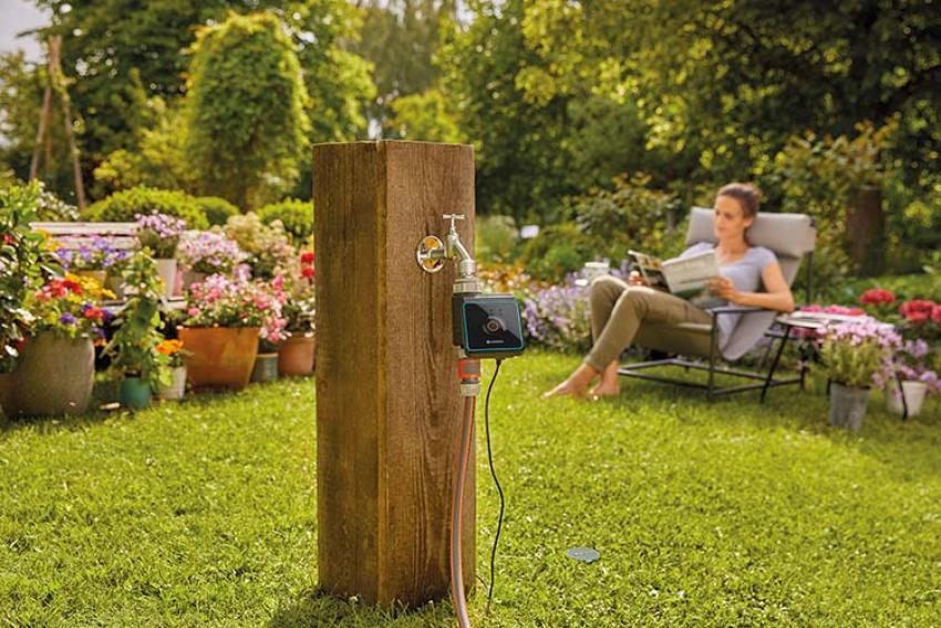 GARDENA : Programmateur Bluetooth® et Sonde d'humidité du sol… découvrez la combinaison parfaite pour un arrosage économe en eau